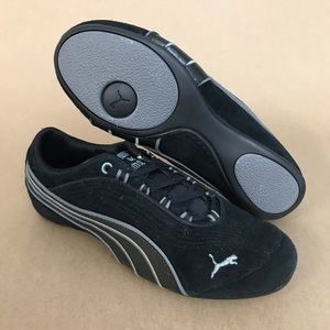 Puma Sport Lifestyle Sneakers Black Sz 6US 36EU